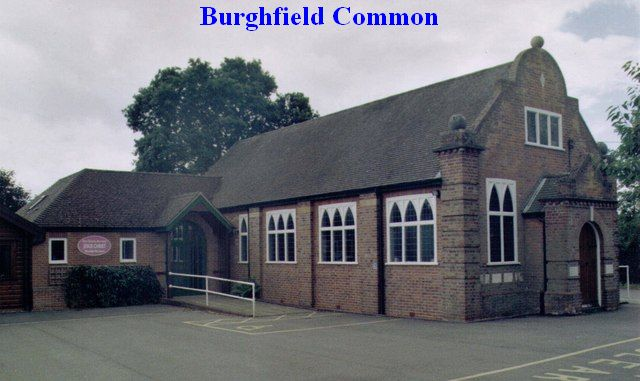 Burghfield Common Methodist Church