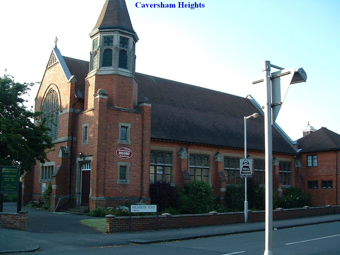 Caversham Heights Methodist Church