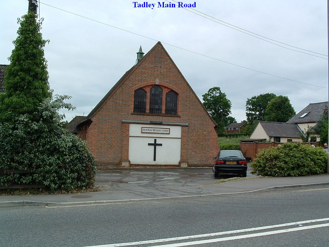 Tadley Main Road Methodist Church