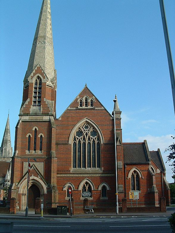 Wesley Church, Reading