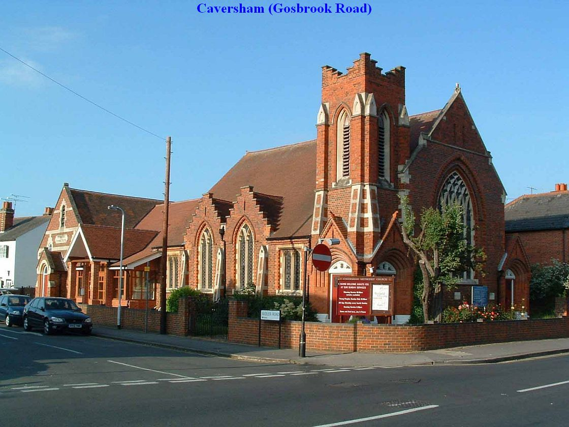 Caversham Methodist Church